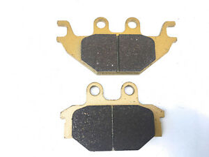 PERFORMANCE-SINTERED-GOLD-REAR-BRAKE-DISC-PADS-FOR-YAMAHA-MT125-2014-TO-2018