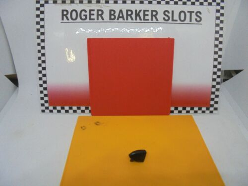 Scalextric original UOP Shadow  F1  Air box  black mint original new