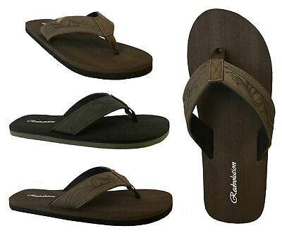WHOLESALE LOT 36 Pairs Boys Tribal Tattoo Flip Flop Beach Sandals- 585 K