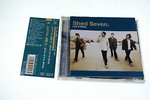 SHED-SEVEN-LET-IT-RIDE-POCP-7284-CD-JAPAN-OBI-A6506