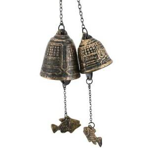 Feng-Shui-Bell-Wind-Chime-Chinese-Lucky-Fortune-Hanging-Ornament-Home-Decor-J