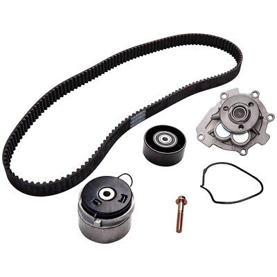 TCKWP338 Timing Belt Component Kit with Water Pump for 09-14 Sonic Aveo5 Cruze Astra G3 1.6L 1.8L DOHC