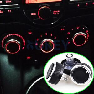 per Mazda 2 Demio Manopola per interruttore del riscaldamento e del clima Xueliee