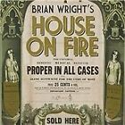 Brian Wright - House on Fire (2011)