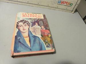 The Villa Del Maleficio - Delly - Biblioteca Of Signorine Salani Editore 1957
