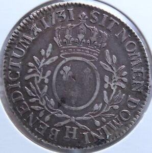 LOUIS-XV-ECU-AUX-BRANCHES-D-039-OLIVIER-1731-H