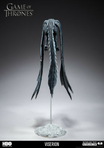 Game of Thrones Viserion Ice Dragon Figure McFarlane Toys PRE-ORDER