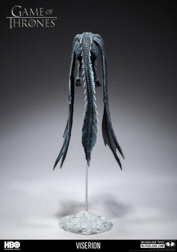 Game of Thrones Viserion Ice Dragon Figure McFarlane Toys PRE-ORDER