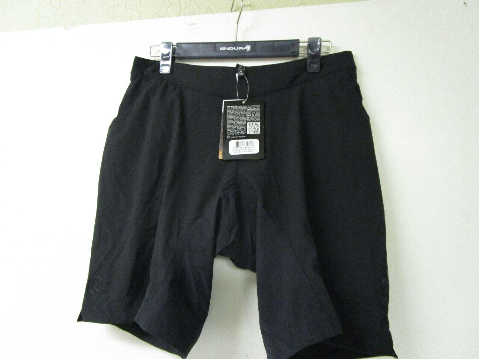 Pantalones cortos para mujer trekkit Bicicleta Ciclismo Endura Extra Grande XL Negro E7107BK 5 - Nuevo con etiquetas