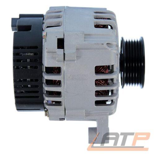 La dínamo generador 120a VW Passat 3b 3bg 2.5 TDI 2.8 BJ 98-03