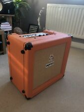 ROQSOLID Cover Fits Orange Tiny Terror 1X12 Combo Cover H=47.5 W=46 D=29