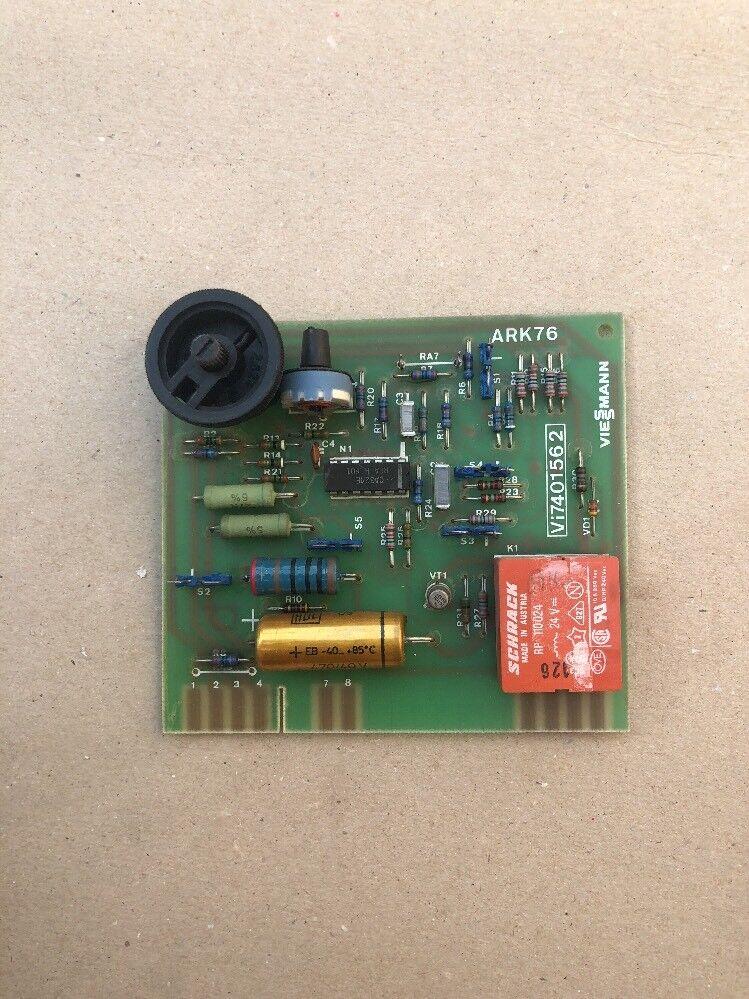 VIESSMANN Leiterplatte / / / Platine  VI 7401562 5e2003