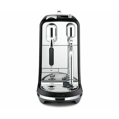 Sage Nespresso SNE800BTR2EEU1 Creatista™ Plus Kapselmaschinen Schwarz / Chrom