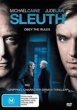 Sleuth-DVD-2011-R4-jude-Law-Terrific-Condition