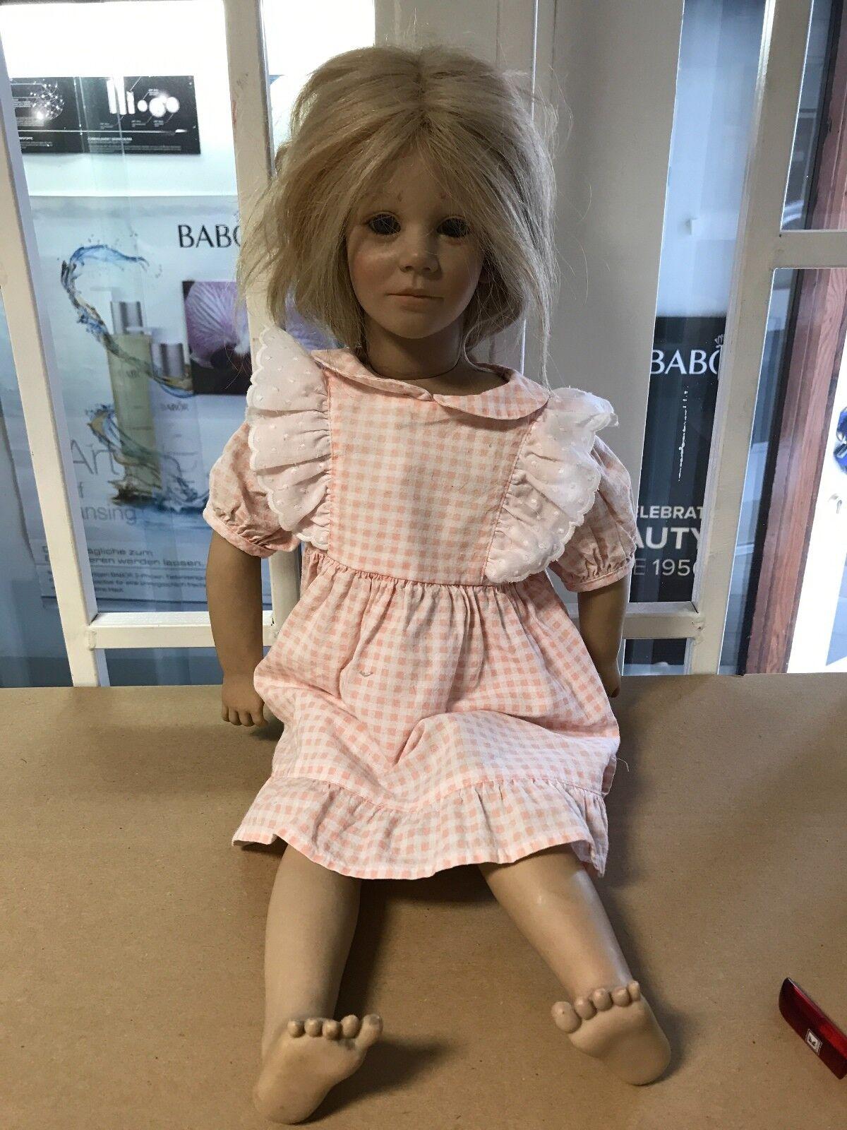 Annette Himstedt muñeca toni 61 cm. top estado