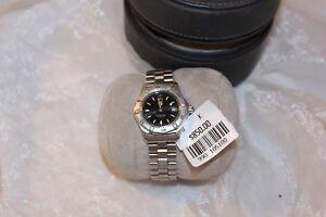 TAG-HEUER-WOMEN-039-S-CLASSIC-2000-WK1301-0-WRIST-WATCH-28MM-CASE-BLACK-DIAL