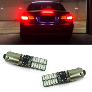 2pcs-Error-Free-24-SMD-120-Bay9s-H21W-64136-Car-Auto-Red-LED-Light-Bulbs-Lamps