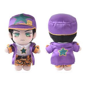 JoJo-039-s-Bizarre-Adventure-Stone-Ocean-Kujo-Jotaro-Plush-20cm-Doll-Toy-Gift-New