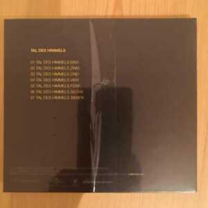 SCHILLER-034-TAL-DES-HIMMELS-034-seltene-exklusive-CD-nicht-einzeln-im-Handel