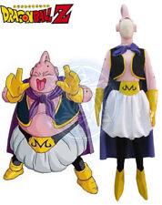 Anime Dragon Ball Fat Majin Buu Pink Cosplay Costume Bloomers Full Sets NN.9131