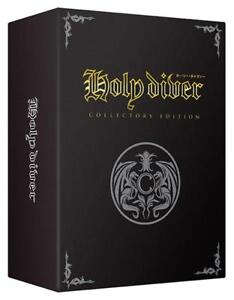 Holy Diver Limited Edition Collector Black NES Neuf sous blister