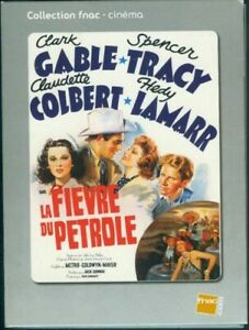 La-fievre-du-petrole-Clark-Gable-Spencer-Tracy-Claudette-Colbert-DVD-NEUF