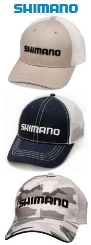 Shimano Smokey TRUCKER CAP Casquette Sélectionnez les couleurs