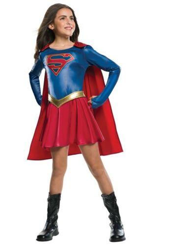 Supergirl Costume da bambino Serie Tv Costume Festa