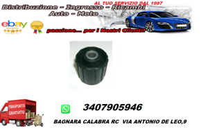 72701 OE 60521958 ALFA 75 90 GT GTV SPIDER SUPPORTO POSTERIORE CAMBIO