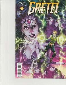 Gretel #4 Cover C Zenescope GFT Comic NM Otero