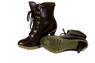 Miss ROBERTA Zapatos mujer botines botas botas de otoño 38 gr. / 39/40