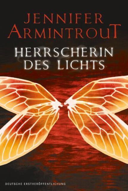 Herrscherin des Lichts von Jennifer Armintrout, UNGELESEN