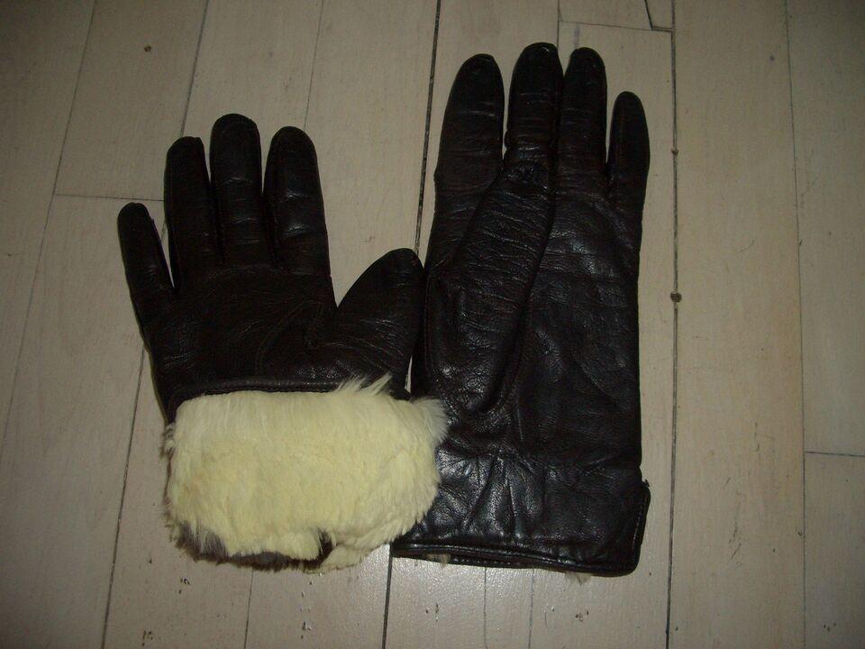 Handsker, Skindhandsker, Ukendt