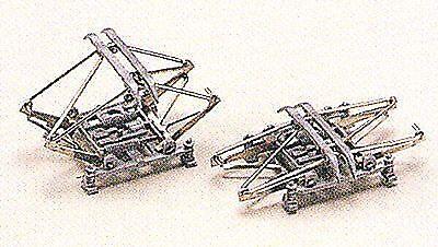 Adattabile Kato 11-404 Dc Pantografo Tipo Ps16a (n Scala