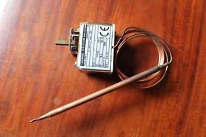 Aimable Thermostat 110 ° C Sonde 6 X 160, Chap 90 Cm, 1 Pôle Jumo #127-afficher Le Titre D'origine