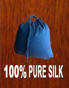 KIDS-Sleeping-Bag-Liner-100-Silk-Waterproof-cover-Aust-Made-charcoal-grey