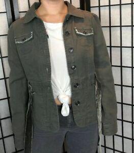 della 4 Taylor Ann Manicotto donne taglia verde di polsino del bottone della del e cinghia delle alto quarzo p0aqy80zw