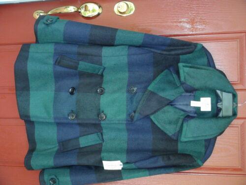 boutonnage marine Vert femme Sizexl bleu pour double St Bay à John's Veste O1xCqA1