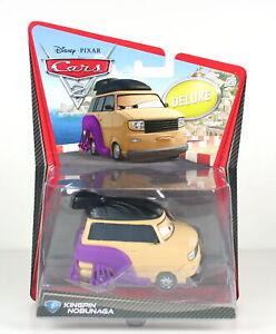 DISNEY CARS 1 2 3 movie #5 KINGPIN NABUNAGA sumo wrestler deluxe diecast toy NEW