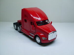 Kenworth-T700-Red-Kintoy-Car-Truck-Model-New-Boxed