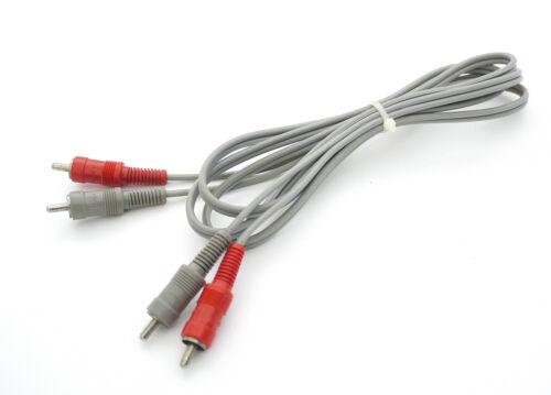 Original Sony Vintage Audio RCA Cable / RCA HIFI Cable EL-7 EL-5 TC ...