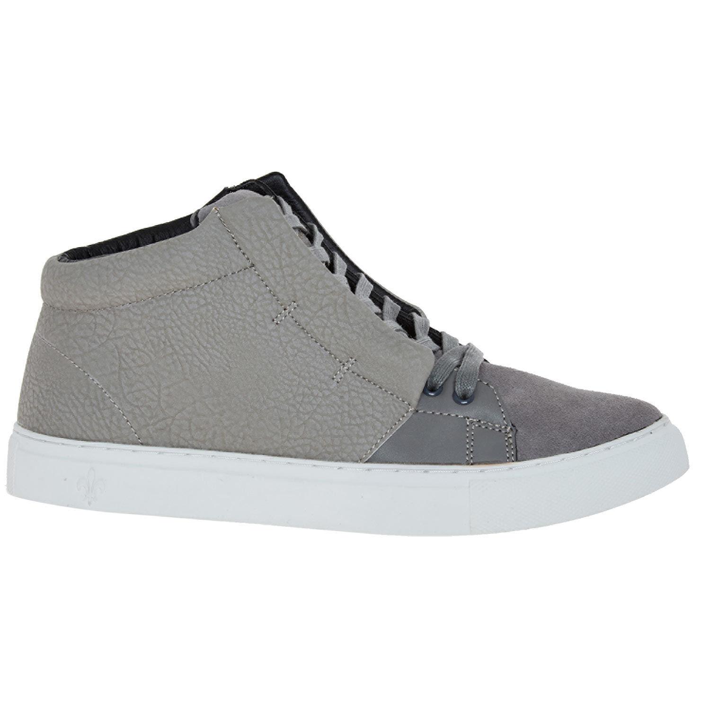 Los últimos zapatos de descuento para hombres y mujeres PVP  110 Criminal Damage Soho 1897 Botas Zapatos para hombre gris medio Tenis De Entrenamiento Talla 8