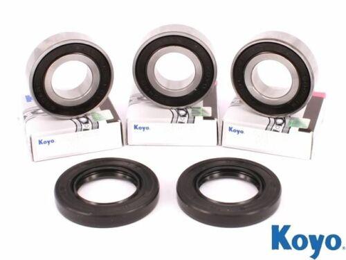 Yamaha YZ 125 1993 Genuine Koyo Rear Wheel Bearing /& Seal Kit