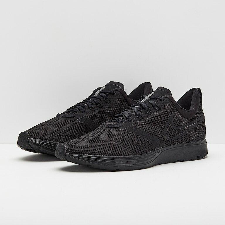 Nike Zoom Strike Running shoes Triple Black AJ0189-010 US Men Size 11.5