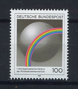 ALEMANIA-RFA-WEST-GERMANY-1995-MNH-SC-1884-Convention-on-climate