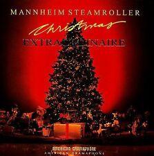 NEW ~ Christmas Extraordinaire by Mannheim Steamroller (CD, 2005) Please Read