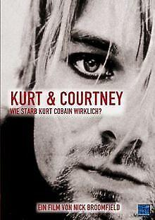 Kurt & Courtney - Wie starb Kurt Cobain wirkich?  (O... | DVD | Zustand sehr gut