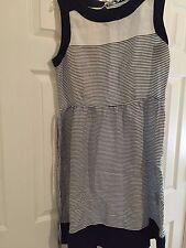MALVIN HAMBURG-GERMANY 100%LINEN   Dress Size-LARGE (US -10)    NWT