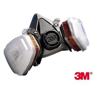 masque protection respiratoire 3m