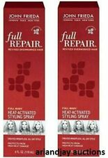 John Frieda Full Repair Style Revival Heat Activated Styling Spray-4 oz